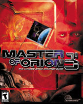 Master of Orion III for PC