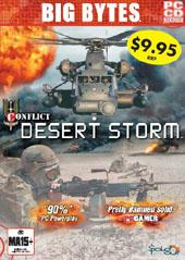Conflict Desert Storm for PC Games