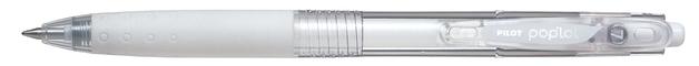 Pilot Pop'Lol Gel Pen - White