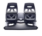 Thrustmaster TFRP Flight Rudder Pedals (PS4 & PC) for PS4