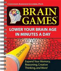Brain Games by Elkhonon Goldberg