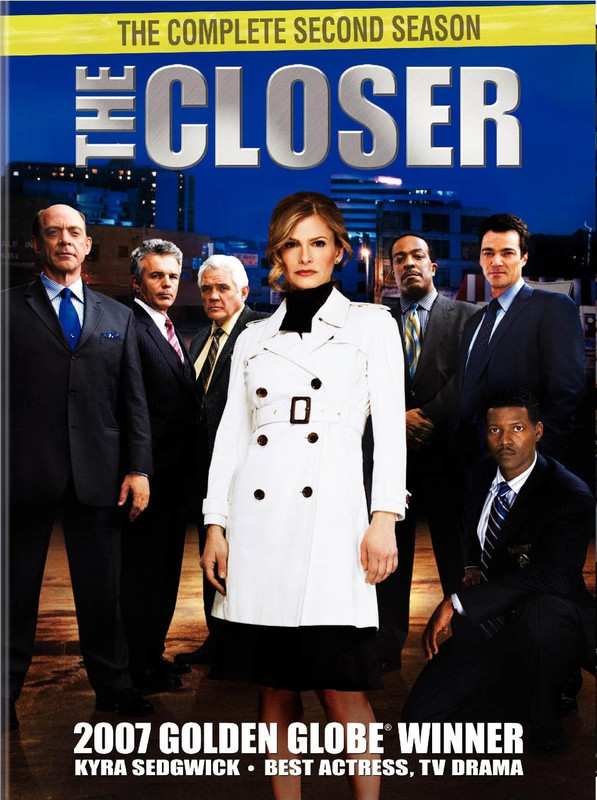 The Closer - Season 2 on DVD