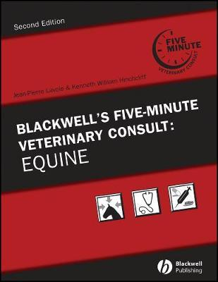 Blackwell's Five-Minute Veterinary Consult image