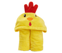 Kiddie Towels (Yellow Rooster)