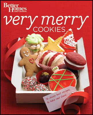 Better Homes & Gardens Very Merry Cookies by Better Homes & Gardens