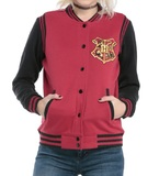 Harry Potter: Gryffindor - Slim-Fit Varsity Jacket (Medium)