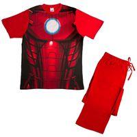 MarvelComics:IronMan PyjamaSet (X-Large)