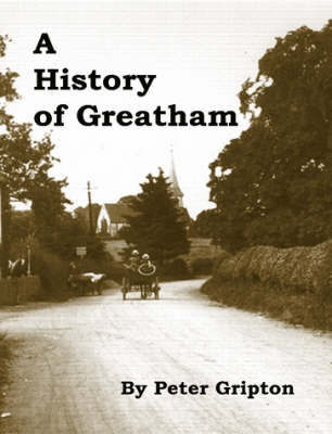 A History of Greatham by Peter Gripton