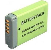 Inca Canon NB-13L Compatible Battery