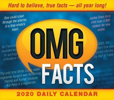 OMG Facts 2020 Boxed Calendar by Sellers Publishing