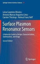 Surface Plasmon Resonance Sensors by Leiva Casemiro Oliveira