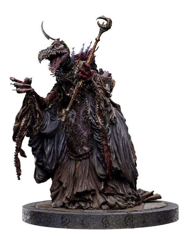 Dark Crystal AOR: Skekso The Emperor Skeksis - 1/6 Scale Replica Figure