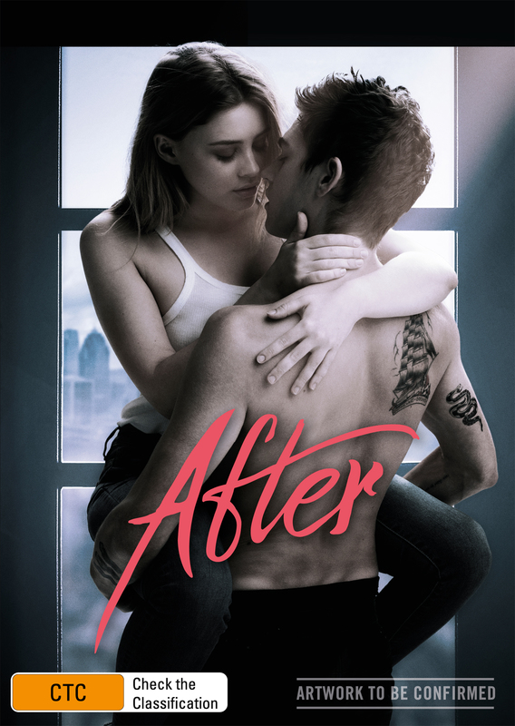 After on DVD
