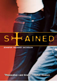 Stained by Jennifer Richard Jacobson image