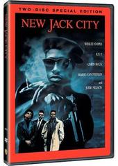 New Jack City: Special Edition (2 Disc) on DVD