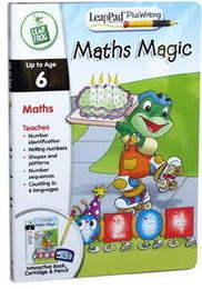 LeapPad Read and Write Book: Maths Magic