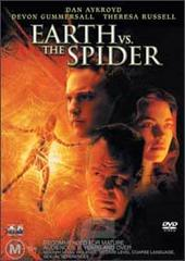 Earth Vs The Spider on DVD