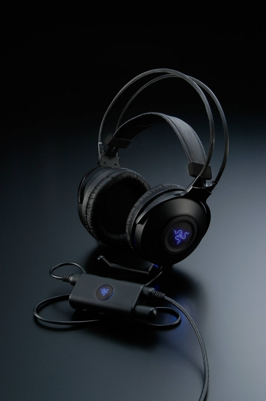 Razer Barracuda HP1 Headphones