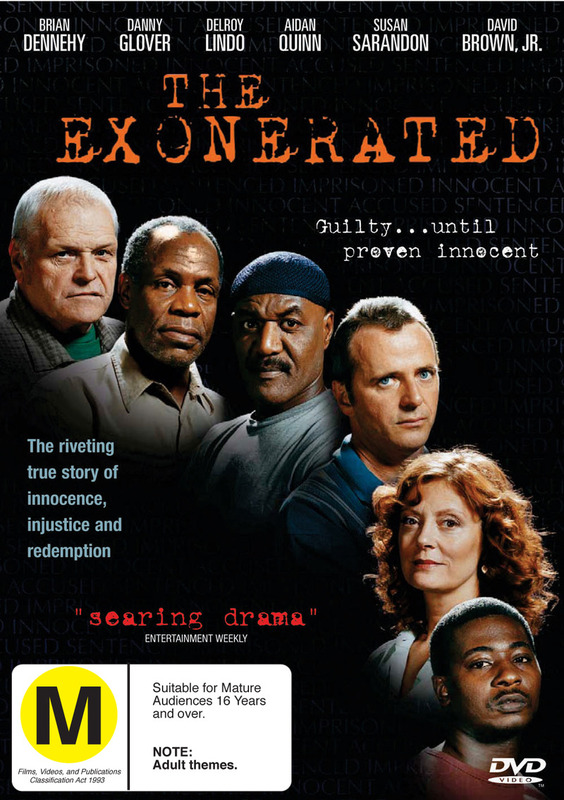 The Exonerated on DVD