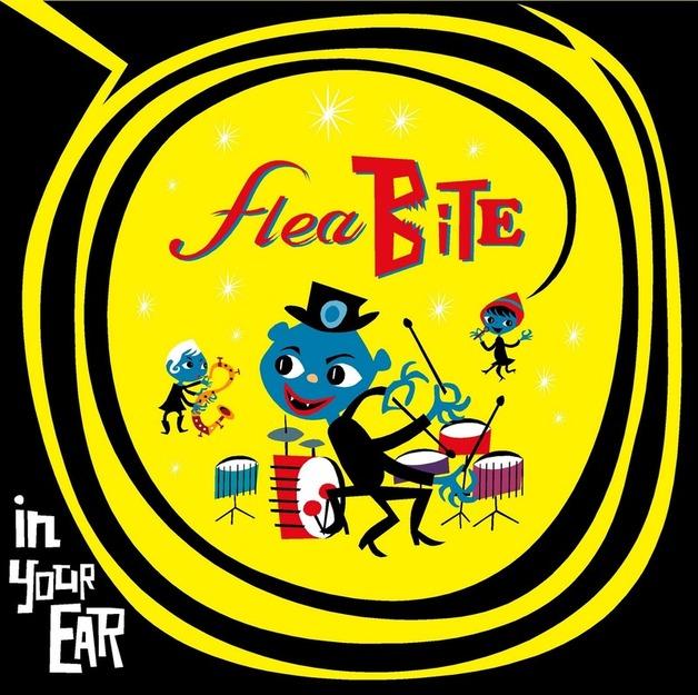 In Your Ear by flea BITE