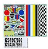 Tamiya Custom Sticker Set Team