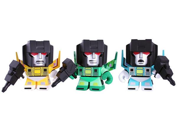 Transformers Rainmakers Vinyl Figure Set (3 Pack) image