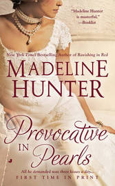 Provocative In Pearls by Madeline Hunter
