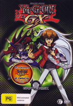 Yu-Gi-Oh! GX - Vol. 1.7 / 1.8 (2 Disc Set) on DVD