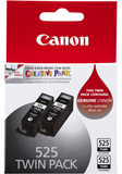 Canon Twin Ink Cartridge - PGI525BKTWINPK (Black)