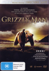 Grizzly Man on DVD
