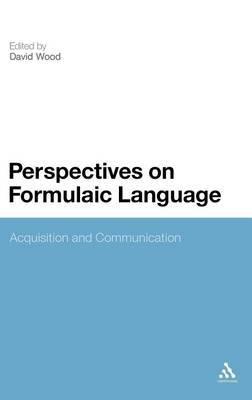 Perspectives on Formulaic Language image