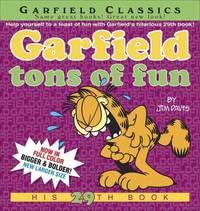 Garfield Tons Of Fun by Jim Davis
