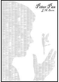 Spineless Classics Peter Pan Print (70 x 100cm)