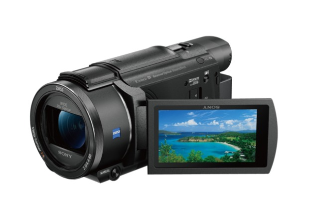 Sony: FDRAX53 4K Ultra HD Handycam