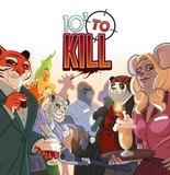 10' To Kill - Board Game