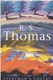 R. S. Thomas: Everyman Poetry by R.S. Thomas