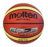 Molten: BGRX D-T1 - Rubber Basketball - Size 7