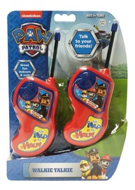 Paw Patrol - Walkie Talkie Set