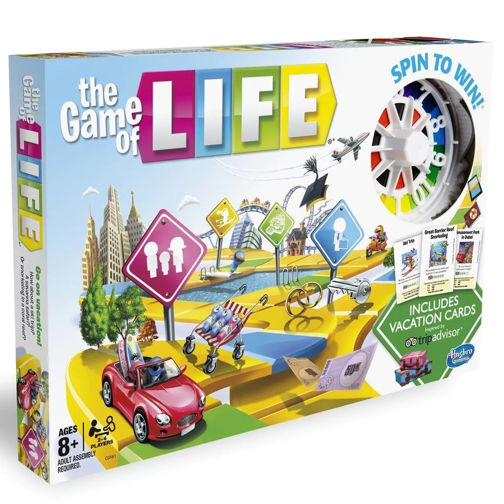 The Game Of Life - Classic Vacation Edition image