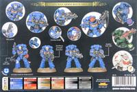 Warhammer 40,000 : Space Marines Primaris Intercessors Combat Squad image