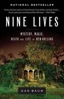 Nine Lives by Dan Baum image