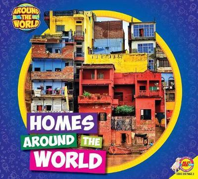 Homes Around the World by Joanna Brundle