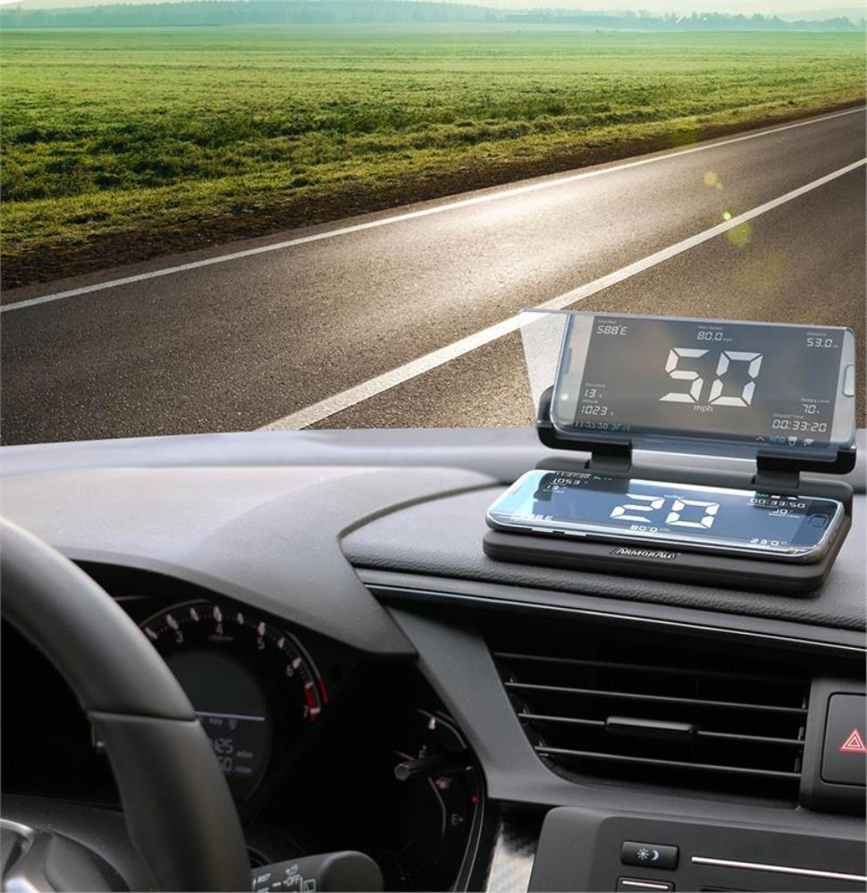 Armor All: Heads Up Display Mount image