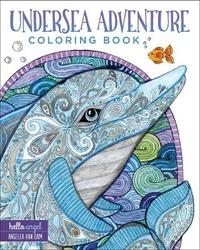 Hello Angel Undersea Adventure Coloring Book by Angelea Van Dam
