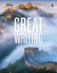 Great Writing 4: Great Essays by April Muchmore-Vokoun