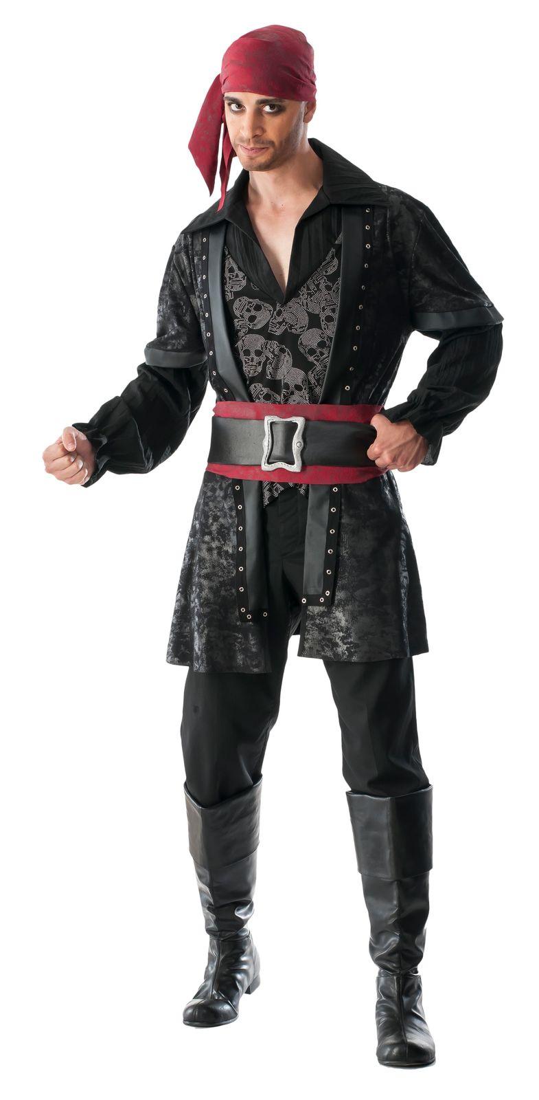 Rubie's: Black Beard - Deluxe Costume (Medium) image