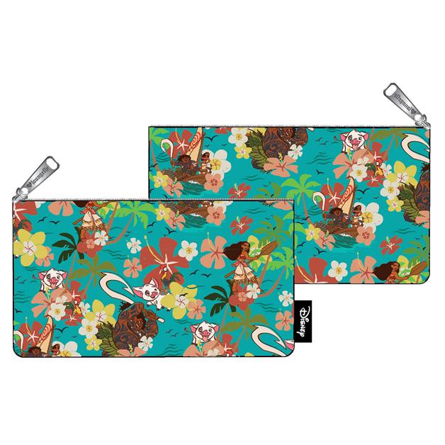 Disney: Moana - Floral Pencil Case