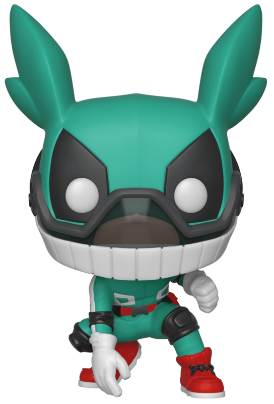 My Hero Academia: Deku (with Helmet) - Pop! Vinyl Figure