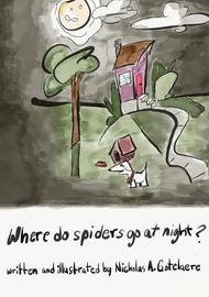 Where do spiders go at night? by Gotelaere a Nicholas