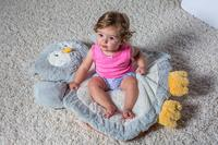 Mary Meyer: Owl Baby Mat image